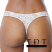Rene Rofe's Sophie B 'Confusion Factor' No Lines Thong - 125483-H839 - Rear View