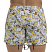 CLEVER Leaves Atleta Swim Trunk - 0684  - Rear View