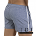 CLEVER Sea Sand Atleta Swim Trunk - 0685 in Blue - Rear View