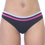 Rene Rofe 'Deep Thoughts' Thong - 126044 Panty Panties Underwear 2-Colors