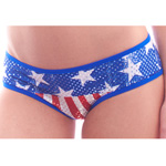 Body Zone Patriotic Perfect Panty - PA181154 | 5 Prints Available