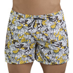 CLEVER Leaves Atleta Swim Trunk - 0684 Swimwear