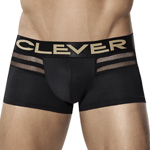 CLEVER Ammolite Latin Boxer Brief - 2210 Underwear | 2 Colors