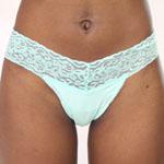 Rene Rofe Sunkissed Thong - P123748-GRN Panty Panties Underwear